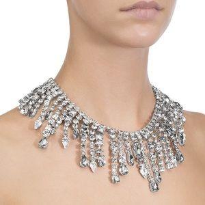 giuseppe zanotti • NEW • crystal necklace